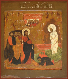 The Raising Of Lazarus - Icons