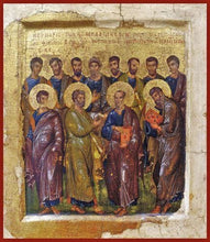 Load image into Gallery viewer, The Twelve Apostles - Icons