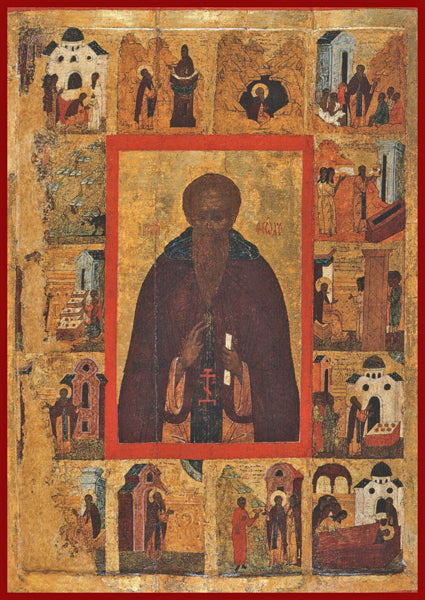 St. Theodosius the Great Orthodox icon