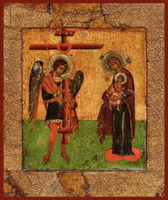 Load image into Gallery viewer, bogoroditsa orthodox icon