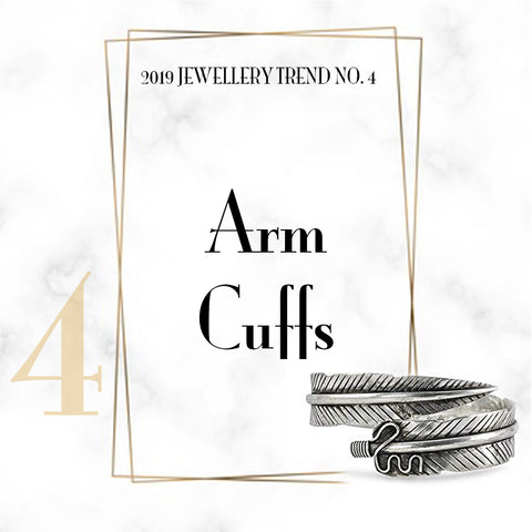 Jewelry Trend Arm Cuffs Sabyavi