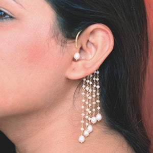 Sabyavi Earrings Dare to add drama