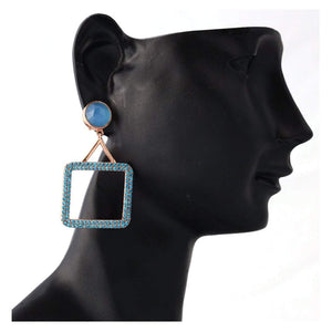 Sabyavi Earrings Into the Blue