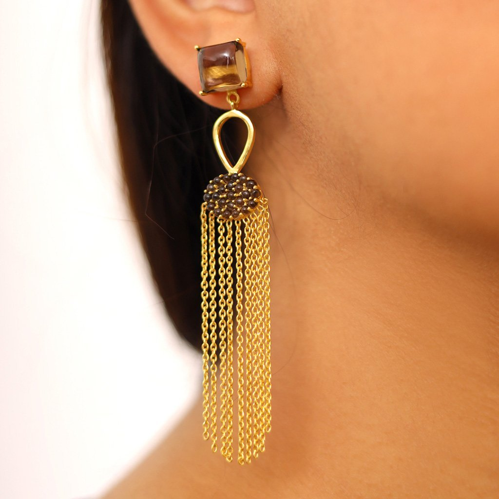 Sabyavi Earrings Cleopatra Earring