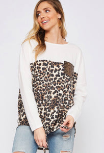 Leopard with a Pocket Full of Sparkle