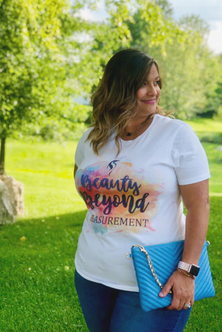 Beauty Beyond Measurement T-shirt