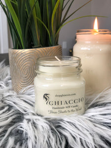 Celebrate Spicy Hot Momma Handmade Soy Candle