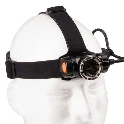 Guard Dog 1200 Lumen Head Lamp w/7 Functions - Waterproof