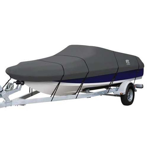 Classic Accessories StormPro Deck Boat Cover 17' - 19' L