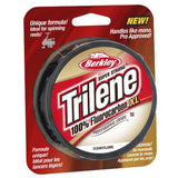 "Trilene 100% Fluorocarbon XL Line Spool 200 Yards, 0.010"" Diameter, 8 lbs Breaking Strength, Clear"