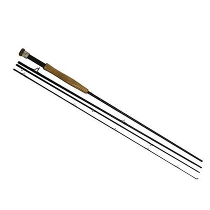 AETOS Fly Rod 10' Length, 4 Piece Rod, 3wt Line Rating, Fly Power, Fast Action