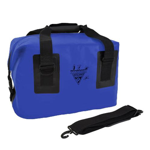 Frost Pak 44 Quart Zip Top Cooler Blue