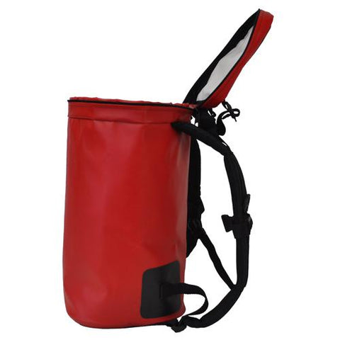 Frostpak Coolpack Backpack Cooler Red
