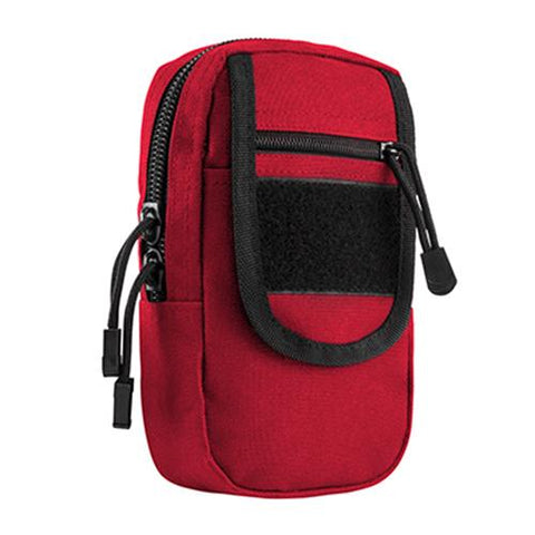 Vism Utility Pouch Large, Red