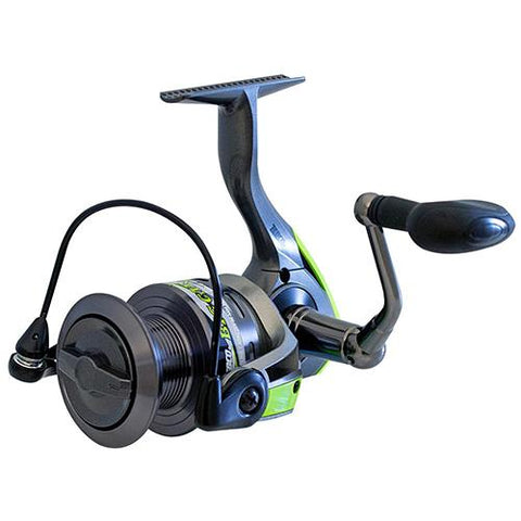 Big Cat XT Spinning Reel Size 50, 4+1 Bearing, Graphite Body and Rotor