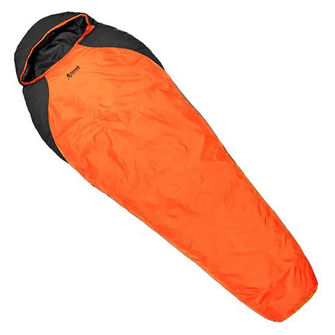 Mummy Sleeping Bag Kodiak Lite 14° F, Orange/Black