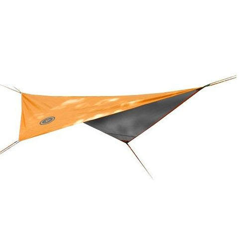 UST BASE All Weather Tarp 8 Feet by 6 Feet in Orange
