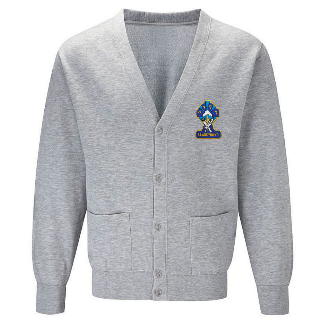 Llangynwydd Comprehensive Cardigan (Child)