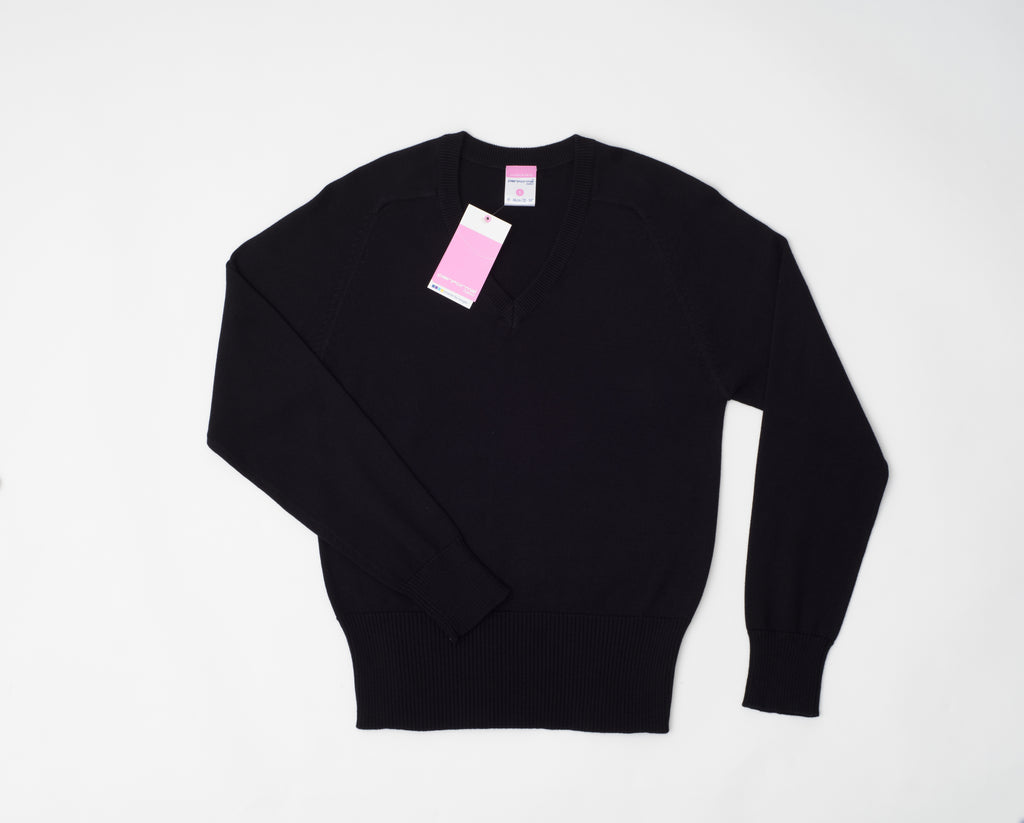 Porthcawl 6th Form Girls Fitted Jumper