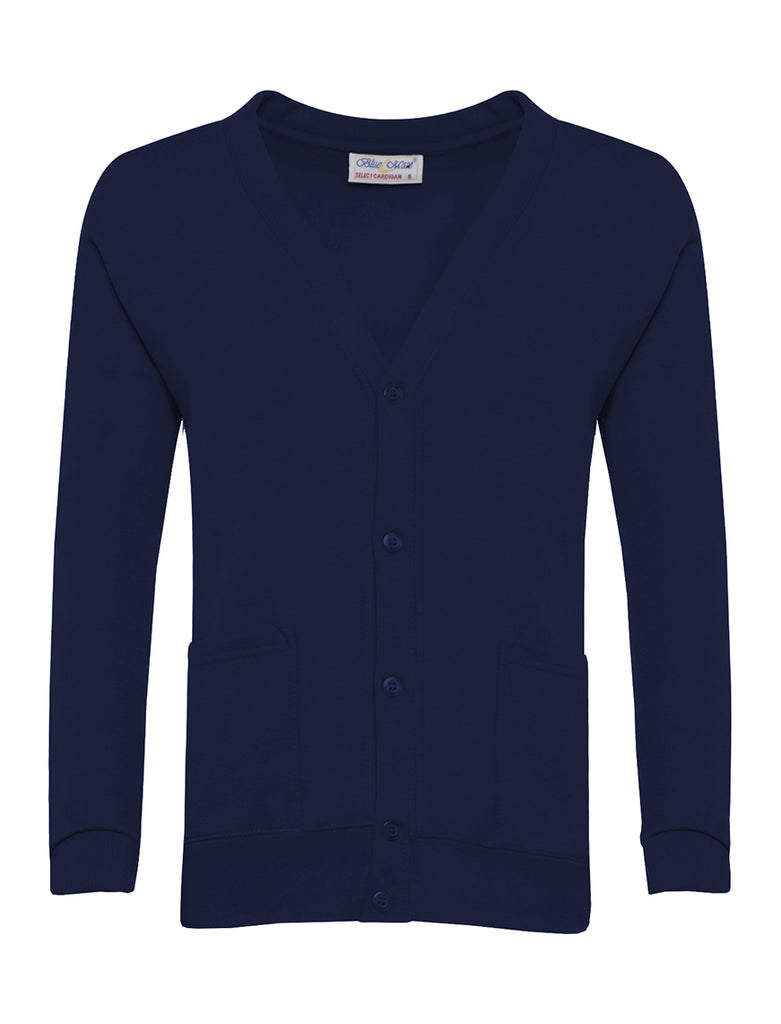 Nottage Primary Sweatshirt Cardigan