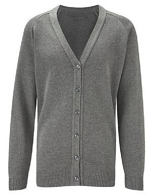 CCYD Grey Knitted Jumper/Cardigan