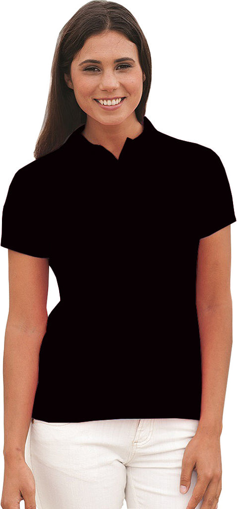Penybont 6th Form Ladies Fitted Polo-Shirt