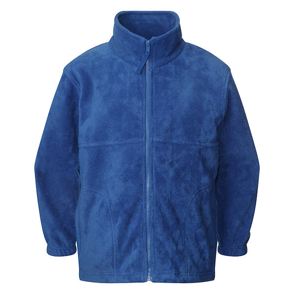 St Illtyds Fleece Jacket with Zip