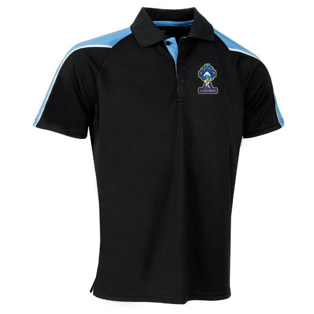 Llangynwydd Comprehensive Sports Polo Shirt