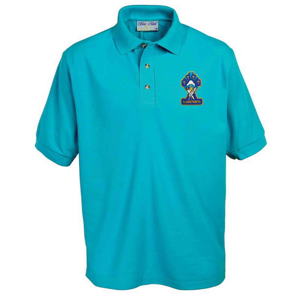 Llangynwydd Comprehensive Polo Shirt (Adult)