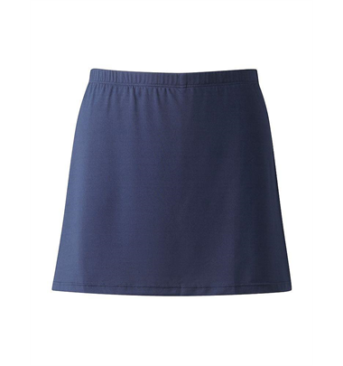 Girls Navy PE Skort