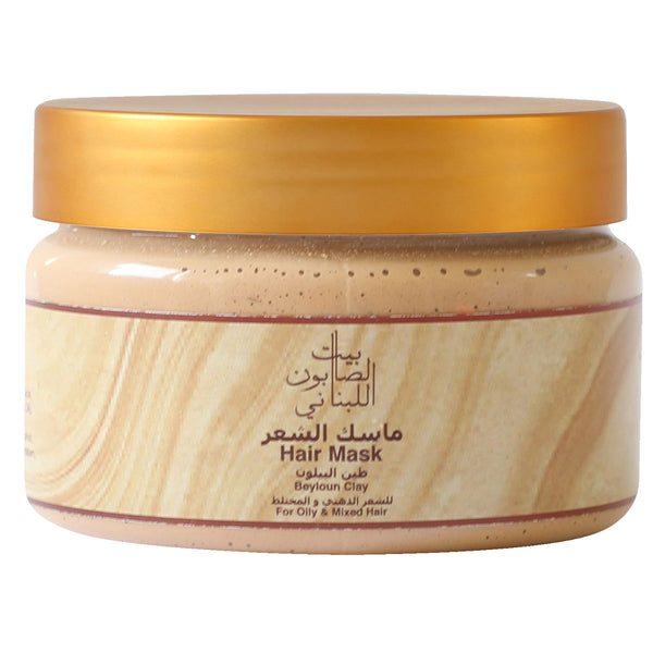 Beyloun Clay Hair Mask 300G