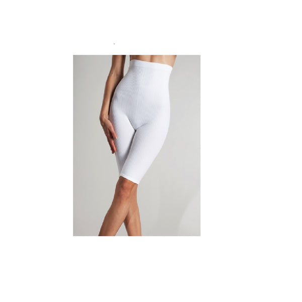 Leg Anti Cellulite S/M White-Lytess-UAE-BEAUTY ON WHEELS