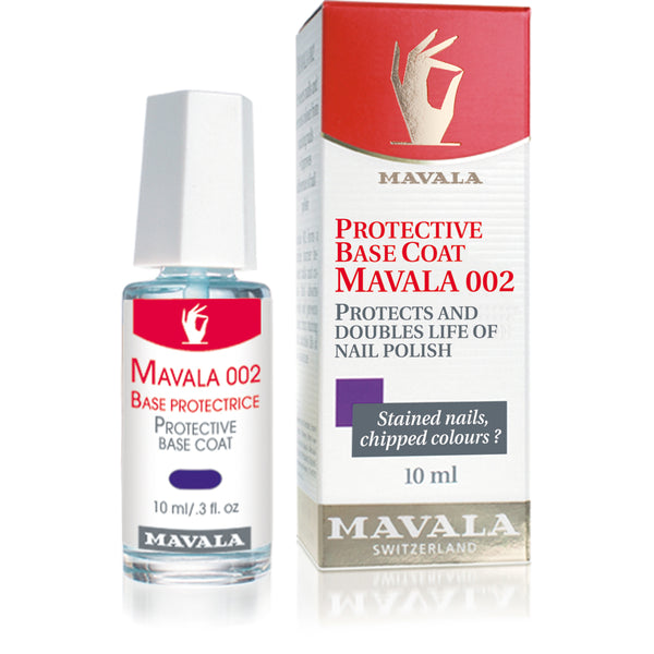 Mavala 002 Protective Base Coat (10ml)-Mavala-UAE-BEAUTY ON WHEELS