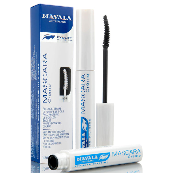 Mavala Treatment Creamy Mascara - Night Blue 10ml-Mavala-UAE-BEAUTY ON WHEELS