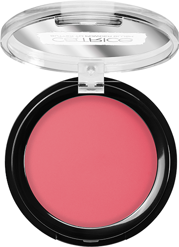 Blush Flush Butter To Powder Blush C01 Vibrant Pink-Catrice-UAE-BEAUTY ON WHEELS