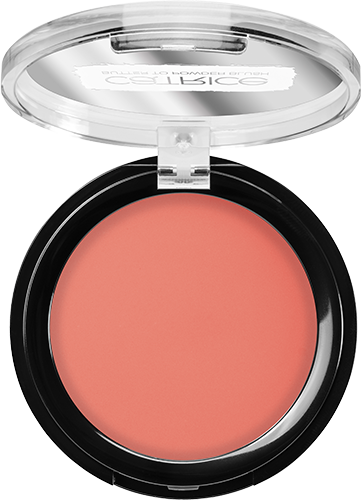 Blush Flush Butter To Powder Blush C02 Peach Parfait-Catrice-UAE-BEAUTY ON WHEELS