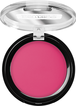 Blush Flush Butter To Powder Blush C03 Raspberry Sorbet-Catrice-UAE-BEAUTY ON WHEELS