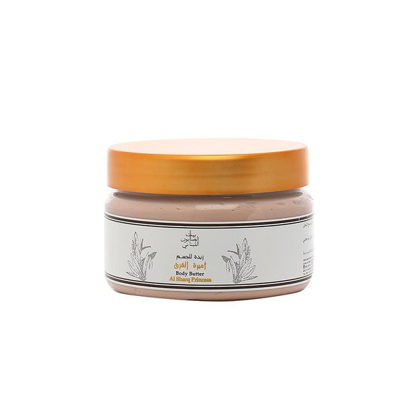 Bayt Al Saboun-Al Sharq Princess Body Butter 300G Online UAE | BEAUTY ON WHEELS