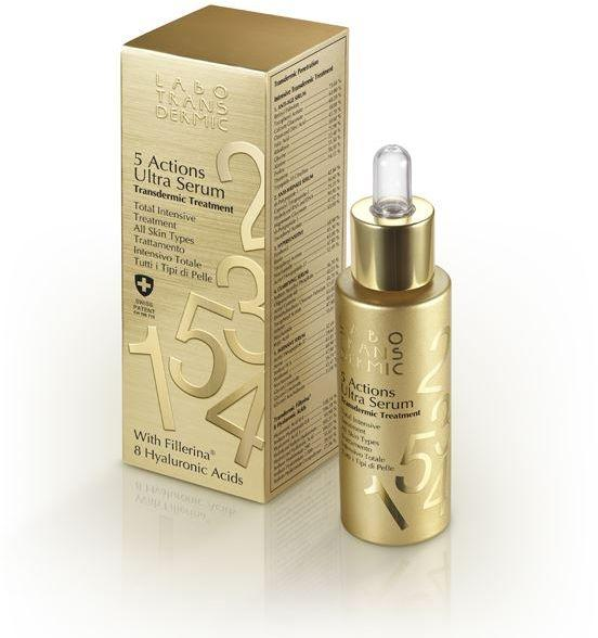 5 Actions Ultra Serum-Labo Transdermic-UAE-BEAUTY ON WHEELS