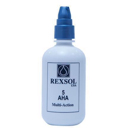 5 Aha Multi-Action Cream 120Ml-Rexsol-UAE-BEAUTY ON WHEELS