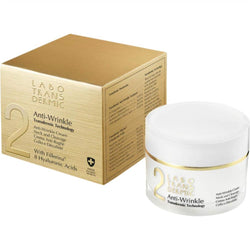 Anti-Wrinkle Cream – Deep Wrinkles And Furrows