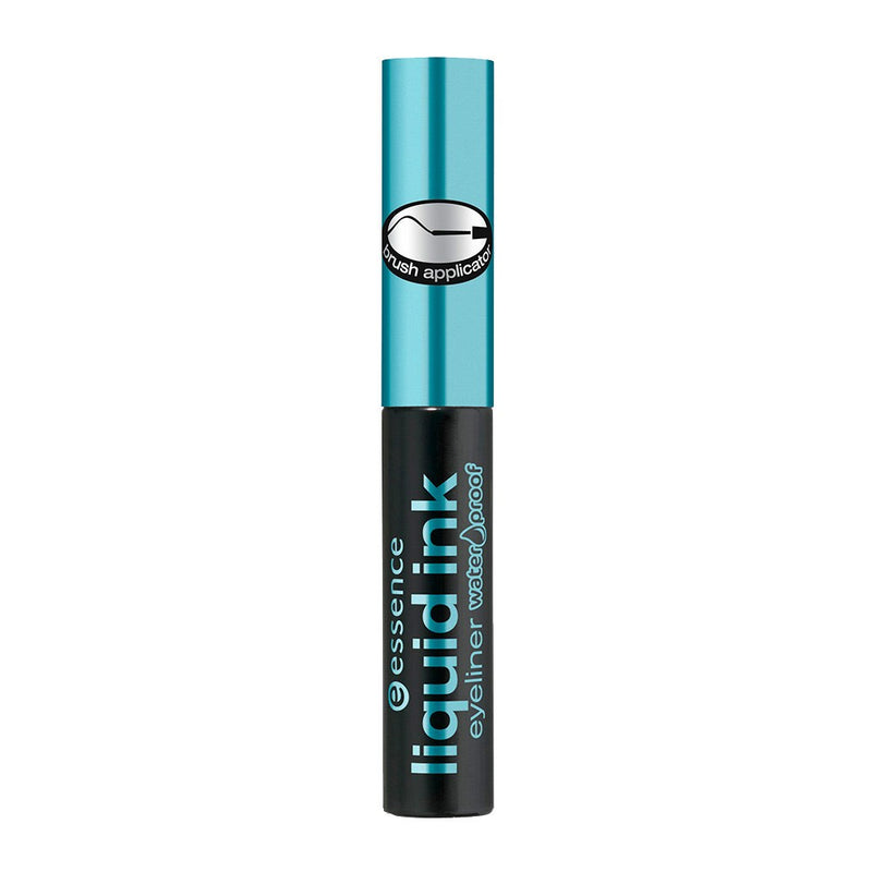 Liquid Ink Eyeliner Waterproof-Essence-UAE-BEAUTY ON WHEELS