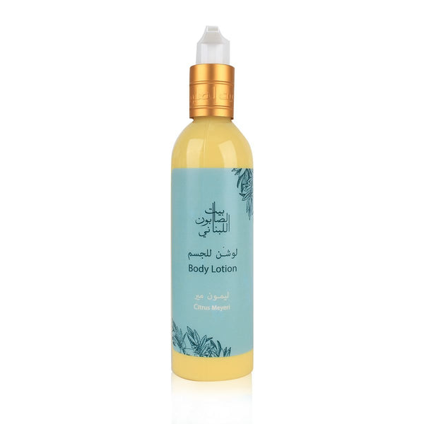 Bayt Al Saboun-Body Lotion Citrus Meyeri 250Ml Online UAE | BEAUTY ON WHEELS