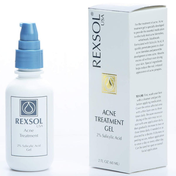 Acne Treatment Gel 60Ml