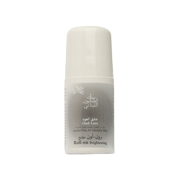 Bayt Al Saboun-Brightening Roll On Oud Love 50 Ml Online UAE | BEAUTY ON WHEELS