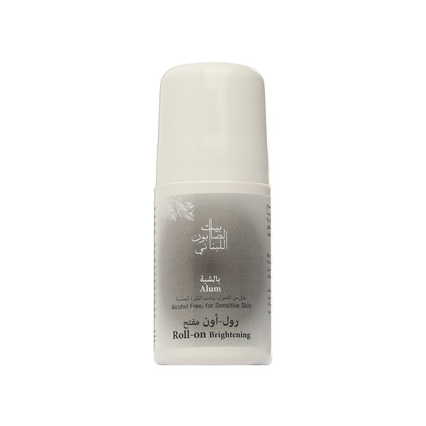 Brightening Alum Roll On 50 ml-Bayt Al Saboun-UAE-BEAUTY ON WHEELS