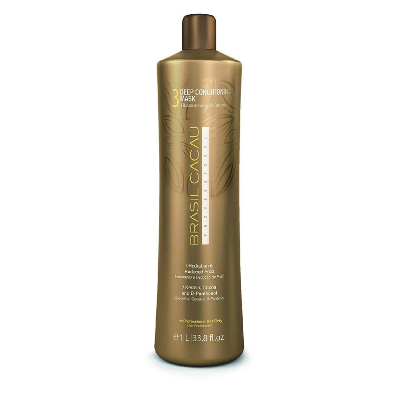 Brasil Cacau Deep Conditioning Mask 1L - Step3