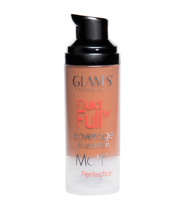 Fluid Full Foundation-GLAM'S-UAE-BEAUTY ON WHEELS