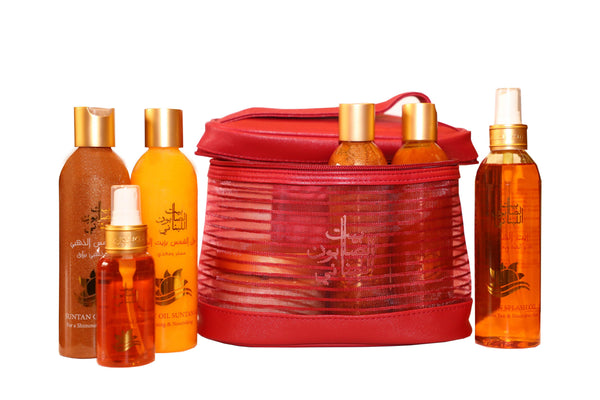 Bayt Al Saboun-Bayt Al Saboun Sun Care Set Online UAE | BEAUTY ON WHEELS