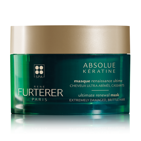Absolue Kératine Ultimate Renewal Mask 200 Ml-Rene Furterer-UAE-BEAUTY ON WHEELS